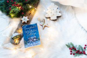 Christmas 2019 cover K.E.Ginger, Writer